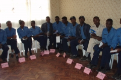 Training For Law Enforcement Bodies On Human Rights and Safegurding The Wellbeing Of Most At Risk Groups Of Society.