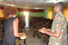 Reaching Military