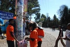 Rotarctors in Action: Clean Environment.