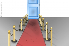 Respect To Toilets:Red Carpet Toilets
