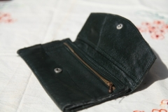 Shega Leather Handmade Purse