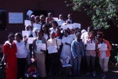 First Round Graduates Of TLH Socio Economic Empowerement Program