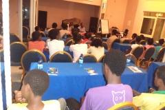 Highschool students peer education trainings