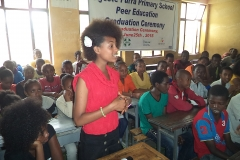 Female Students and Peer Educators